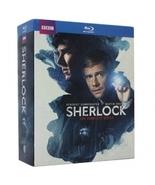 Sherlock: The Complete Series (2017 DVD 9-Disc Bluray) Brand New Free sh... - $68.50
