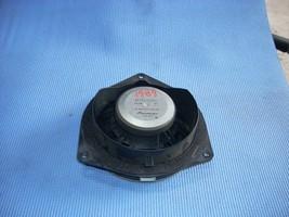 2012 SCION TC QUARTER MOUNTED RADIO SPEAKER 86160-33620 image 2
