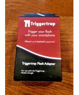 Triggertrap - Flash Adapter - For iPhone & Android - TT-FA1 -New in Box - $19.99