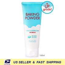 [ ETUDE HOUSE ] Baking Powder Pore Cleansing Foam 160ml NEW ++Free Sample++ - $10.49