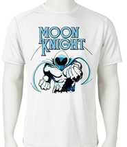 Moon Knight Dri Fit graphic T-shirt moisture wicking retro superhero  SPF tee image 1