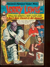 ADVENTURES OF JERRY LEWIS #94 1966 DC MUMMY COVER EGYPT VG - $31.53