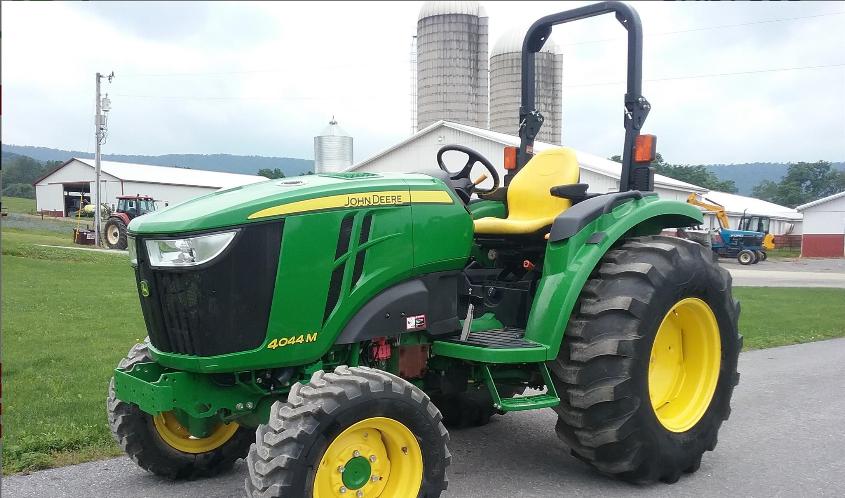 2014 JOHN DEERE 4044M For Sale in New Enterprise, Pennsylvania 16664