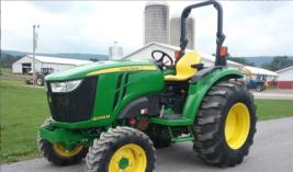2014 JOHN DEERE 4044M For Sale in New Enterprise, Pennsylvania 16664  image 1