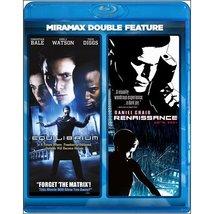 Equilibrium / Renaissance Paris 2054 [Blu-ray]