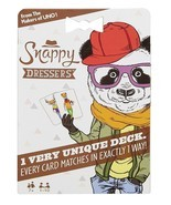 Snappy Dressers Card Game- From the makers of UNO!- FREE SHIPPING!!! - $8.50