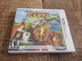 DreamWorks Super Star Kartz (Nintendo 3DS, 2011) Complete Working Video ... - €8,55 EUR