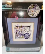 Artiste Counted Cross Stitch Blue and White Still Life by Zweigart Kit 1... - $18.69