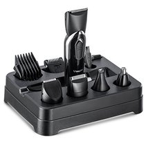 Veagins Beard Trimmer Grooming Kit for Men, Cordless Electric Hair Clipper Body  image 10