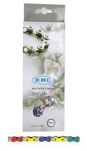 Bicycle Chain KMC 1/2x1/8 Z510HX RAINBOW HD 112L - €35,46 EUR