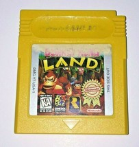 Nintendo Game Boy Donkey Kong Land Video Game Cartridge Tested Working U... - $6.95