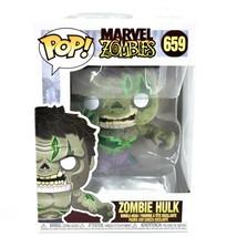 Funko Pop! Marvel Zombies Zombie Hulk #659 Bobble-Head Vinyl Figure image 1