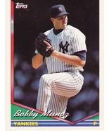 1994 Topps Bobby Munoz - $2.50
