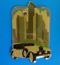 City Skyline Skyscrapers Ford Classic Car Lions Club District Convention... - $15.75