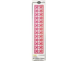 Sizzix Interlocking Circles Decorative Strip Die #658001