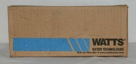 Watts Double Check Valve Assembly 1/2 Inch 007 QT Backflow Preventer 0062131 image 6