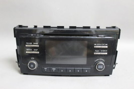 "13 14 15  NISSAN ALTIMA AM/FM RADIO CD PLAYER 5"" SCREEN 281853TA1B OEM - $74.61"