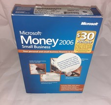 Microsoft® Money 2006 Small Business compatible up to Windows® XP - $34.99