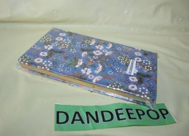 Saks Fifth Avenue Beauty Floral Lined Journal With Inner Mirror 8.5 x 5.... - $39.59
