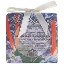 Nesti Dante Gli Officinali Hydrangea & Rhubarb Soap 7oz - $14.00