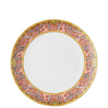 "Versace by Rosenthal Set of 6 Scala Palazzo Rosa Plate 28 cm/11.02"" Set of 12 - $1,199.35"