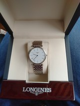 Longines Men's L47094 La Grande Classique Analog Quartz Stainless Steel Watch - $1,099.00