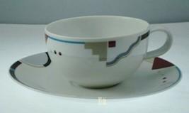 Studio Nova Attitudes Y0105 Cup and Saucer - $12.86