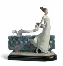 Lladro Retired Limited Edition 01008142 COURAGEOUS NATURE 8142 New BOX - $1,153.60