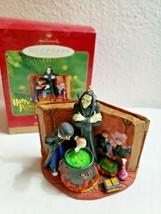 2001 Hallmark Keepsake The Potions Master Christmas Ornament Harry Potte... - $39.58
