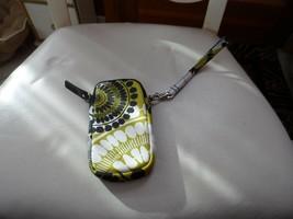 Vera Bradley Neoprene phone Tech Wristlet in Cocoa Moss - $15.50