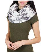 7 Seas Republic Women's Beige Knit Infinity Fashion Scarf - $19.99