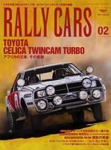 Rally Cars 02 Toyota Celica Twincam Turbo 4T-GTE RA61 A60 WRC Magazine Book - $51.07
