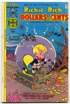 Richie Rich Dollars and Cents #81 1977- Harvey comics G/VG - £9.59 GBP
