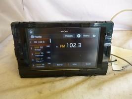 17 18 19 Kia Optima Radio Receiver Bluetooth Media Display 96160-D5150WK XCV64 - $225.23