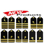 NEW US NAVY AUTHENTIC CHRISTIAN CHAPLAIN HARD SHOULDER BOARDS RANKS CP MADE - $30.20+
