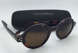 New Jack Purcell CONVERSE Sunglasses Y004 UF 46-22 Tortoise Frame w/Brow... - $99.95