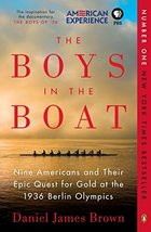 The Boys in the Boat: Nine Americans and Their Epic Quest for Gold at the 1936 B image 2