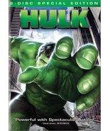 Hulk  DVD - $0.00