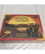 The Settlers of Catan Board Game 5 - 6 Player Extension 4th Edition 3062... - $54.95
