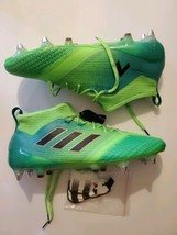 Adidas Ace 17.1 Primeknit SG Green Mens Soccer Cleats Sz 13.5 NEW*BB0870 - $98.99