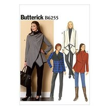 Butterick Patterns 6255 Y Sizes X-Small 4 - 6/Small 8 - 10/Medium 12 - 1... - $14.70