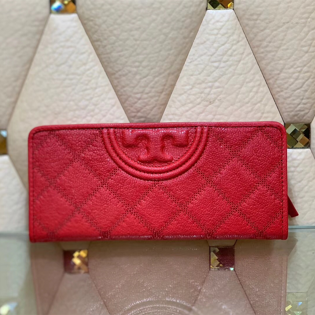 1f6eac7be29b Tory Burch Fleming Distressed Leather Slim and 50 similar items. Img 7345