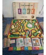 1960 Original Life Board Game Art Linkletter  - $39.59