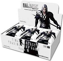 Final Fantasy Trading Card Game: Opus 3 III Collection Booster Box TCG E... - $73.28