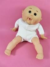 Uneeda Baby Doll Newborn 12 Inch Sleep Eyes Pellets Body Vinyl Head Limbs 2006 - $28.70