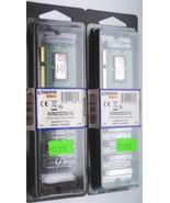 LOT 2GB (2x1GB) Kingston SO-DIMM PC2-6400 800MHz DDR2 Memory (KVR800D2S5... - $13.91