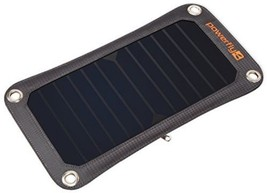 Powerfly Detachable 7W Solar Panel For Hiking Backpack - Portable Cell P... - $55.33