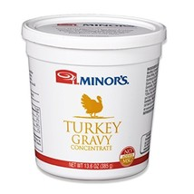 Minor's Gravy Concentrate, Turkey, 13.6 Ounce - $16.50