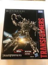 Transformers MASTERPIECE MOVIE SERIES MPM-08 DECEPTICON MEGATRON Hasbro NEW - $99.99