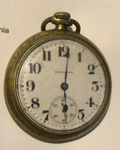 1920 Hamilton Pocket  watch 17j  16s Grade 974 - €179,42 EUR
